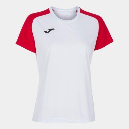 Dámský sportovní dres Joma Academy IV - bílá/červená