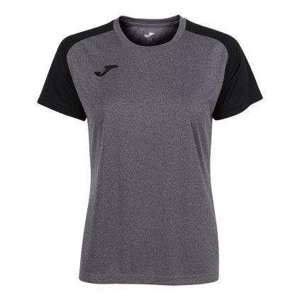 Dámský sportovní dres Joma Academy IV - šedá/černá