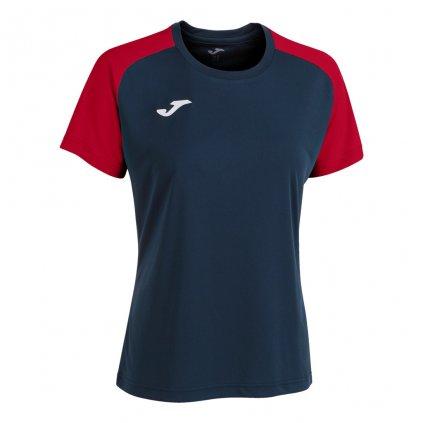 Dámský sportovní dres Joma Academy IV - tmavě modrá/červená
