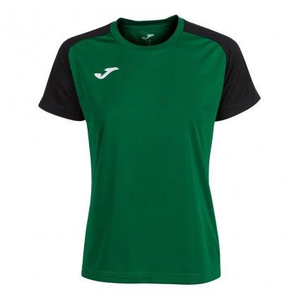 Dámský sportovní dres Joma Academy IV - zelená/černá