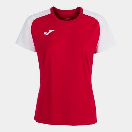 Dámský sportovní dres Joma Academy IV -červená/bílá