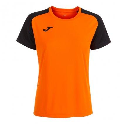 Dámský sportovní dres Joma Academy IV - oranžová/černá