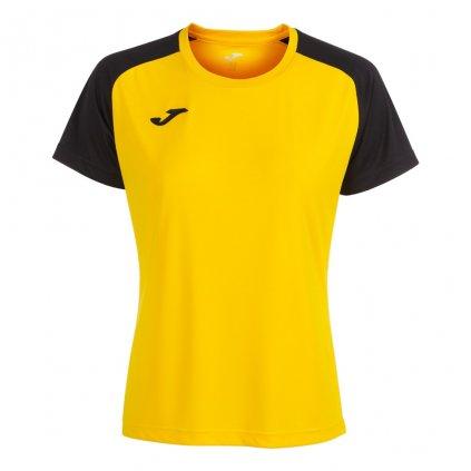 Dámský sportovní dres Joma Academy IV - žlutá/černá