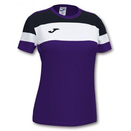 Dámský sportovní dres Joma Crew IV - fialová/černá