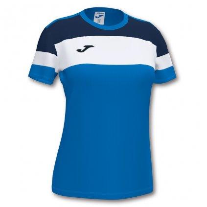 Dámský sportovní dres Joma Crew IV - modrá/tmavě modrá