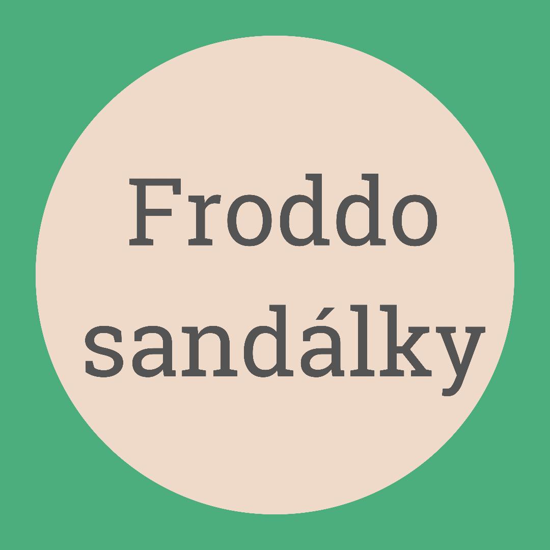 Porovnanie Froddo sandálok
