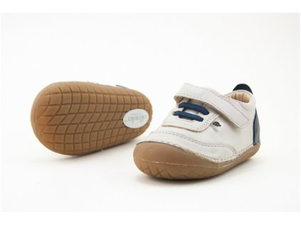 OLD SOLES CARAMBA GRIS NAVY (Velikost 25)