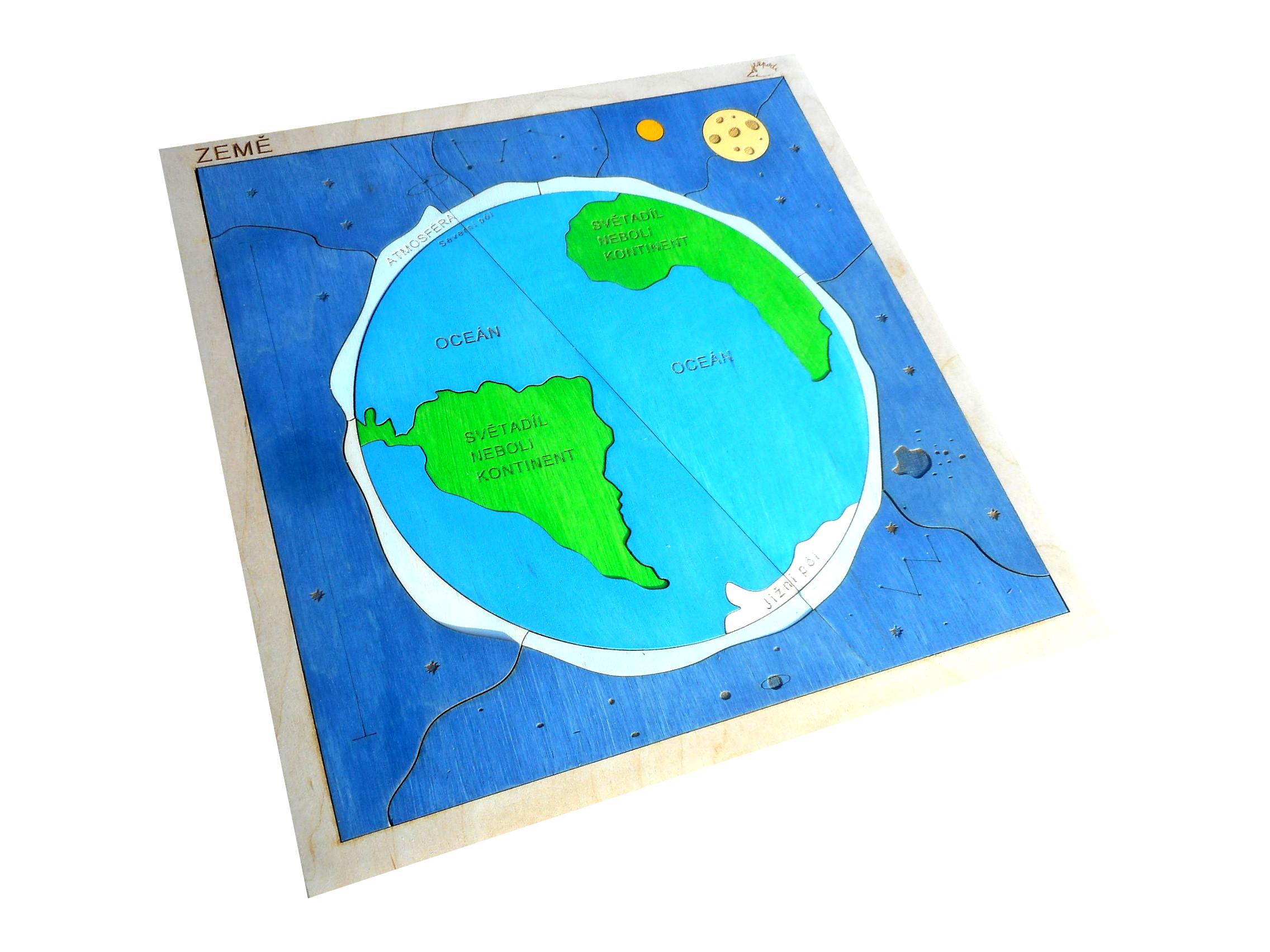 Země - naše planeta