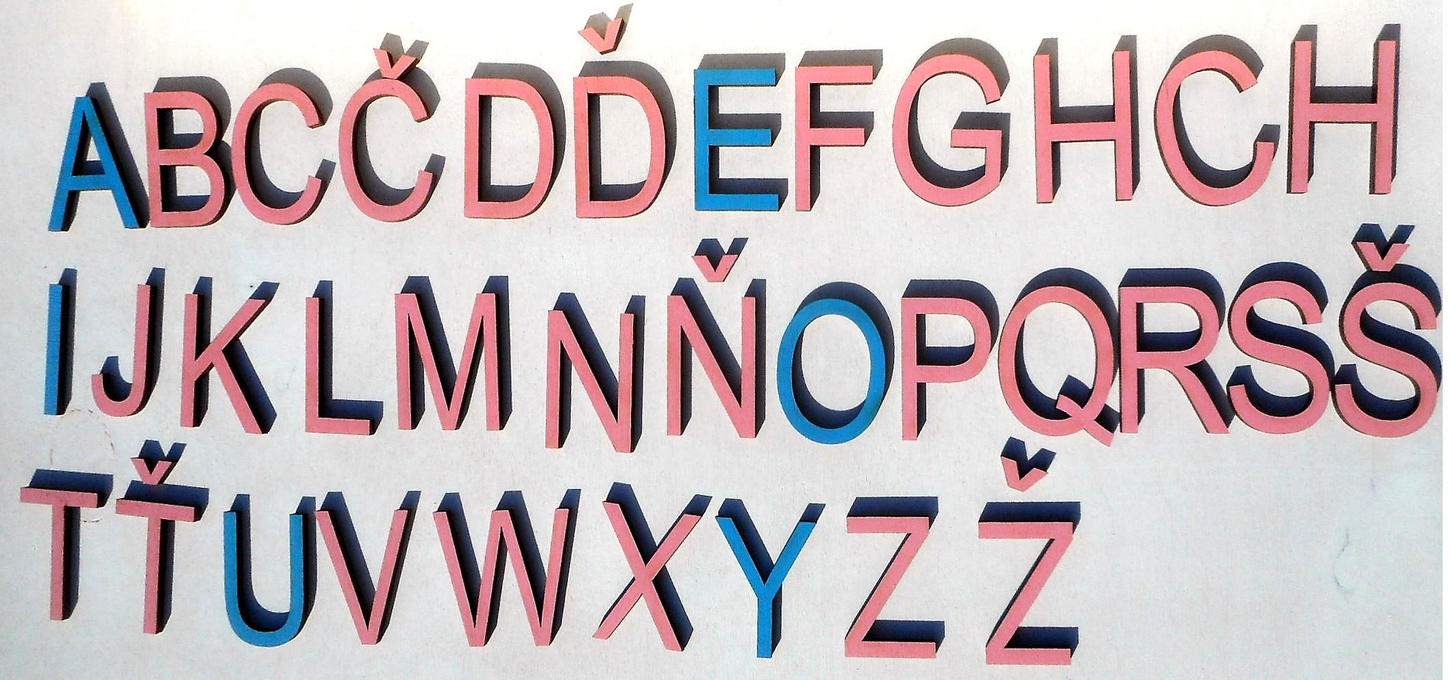 Pohyblivá abeceda