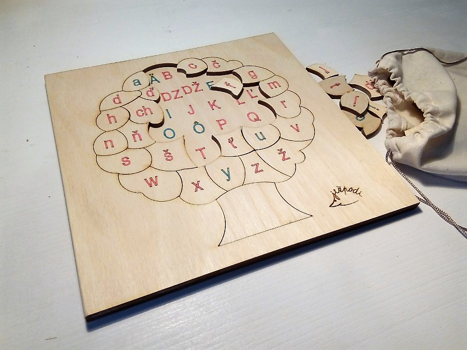 Písmenkový strom SK