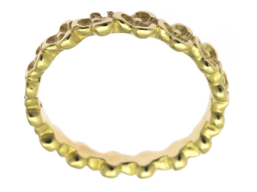 Zlatý prsten G774