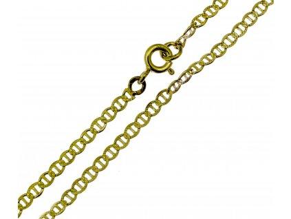 Náramek ze žlutého zlata D463