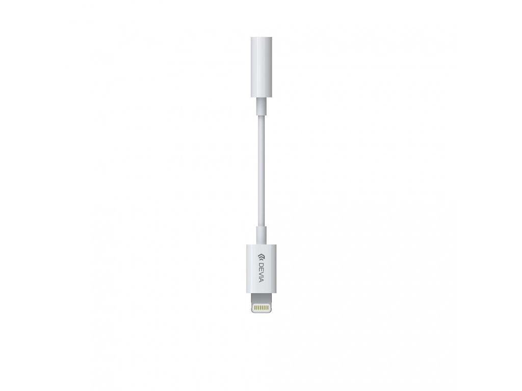 Devia adaptér pro Apple iPhone lightning na 3,5mm jack