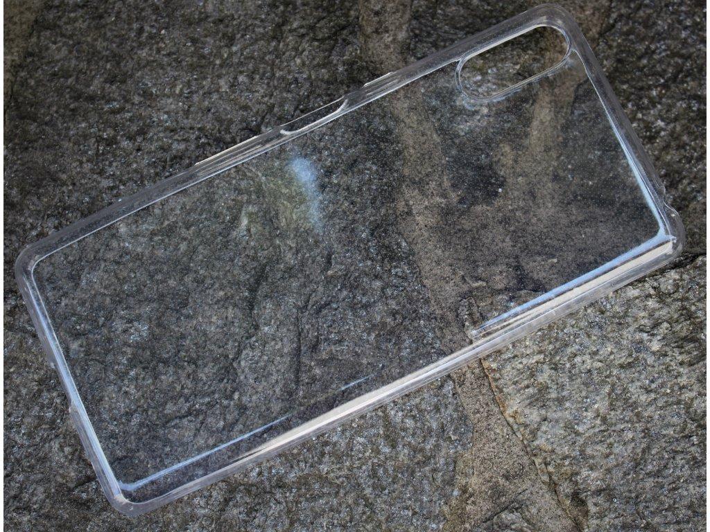 Pouzdro FITTY Ultra Tenké 0,3mm Sony Xperia L3 transparentní