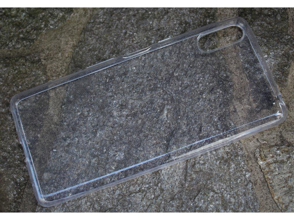 Pouzdro CLEAR CASE Huawei P20 PRO / P20 PLUS transparentní