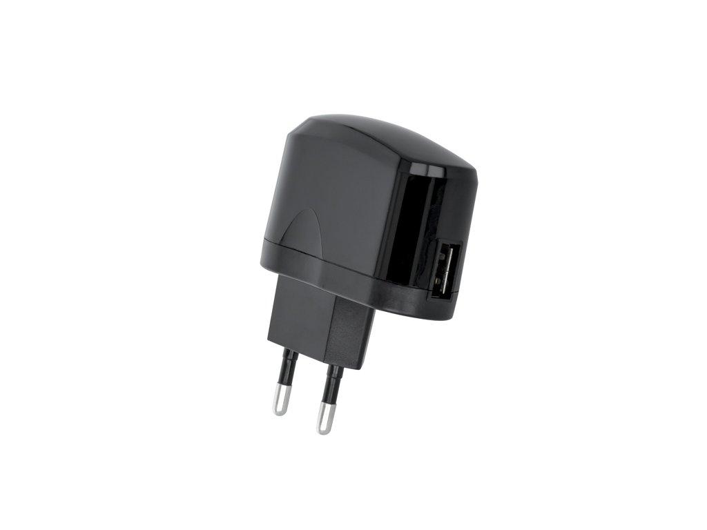Setty USB nabíječka 1A (boční USB výstup)