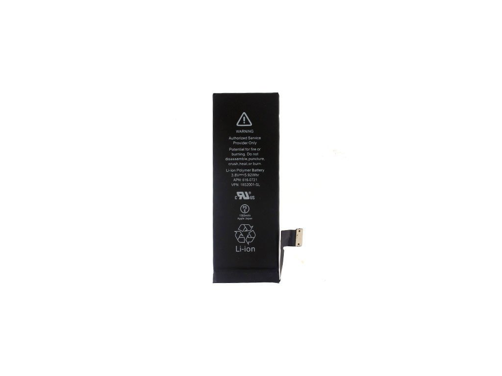 Baterie pro Apple iPhone 5S APN: 616-0721 - 1560 mAh (bulk) - HQ