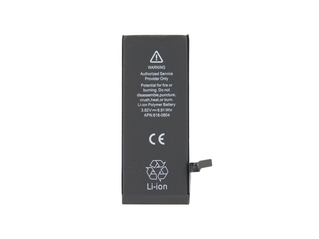 "Baterie pro Apple iPhone 6 (4,7"") APN: 616-0804 - 1810 mAh (bulk) - HQ"