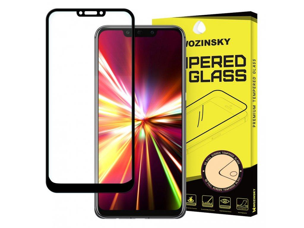 Wozinsky Full Glue tvrzené sklo Huawei Mate 20 Lite, zakřivené černé 7426825354365