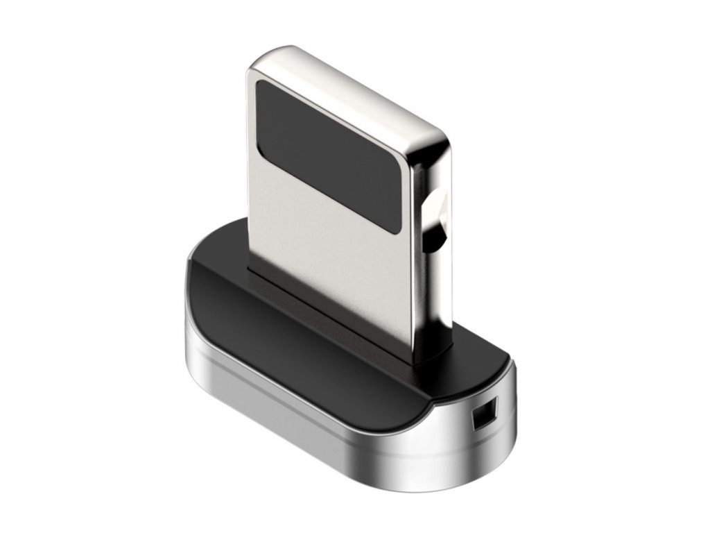 Baseus Zinc náhradní magnetický USB plug  - iPhone lightning 1ks CALXC-E