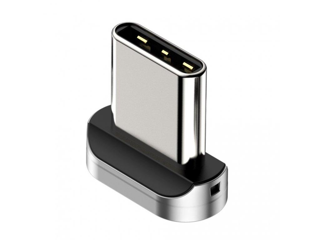 Baseus Zinc náhradní magnetický USB plug  - USB-C 1ks CATXC-E