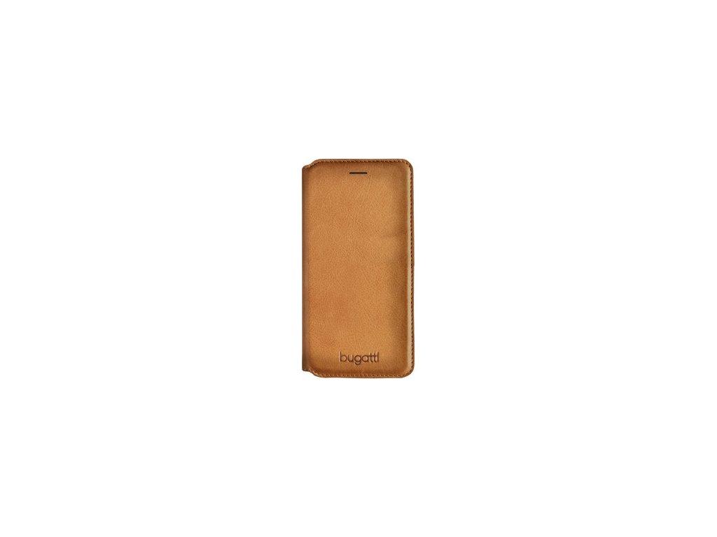 "Bugatti 26301 Parigi Leather Booklet pouzdro iPhone 7 / 8 (4,7"") cognac brown"