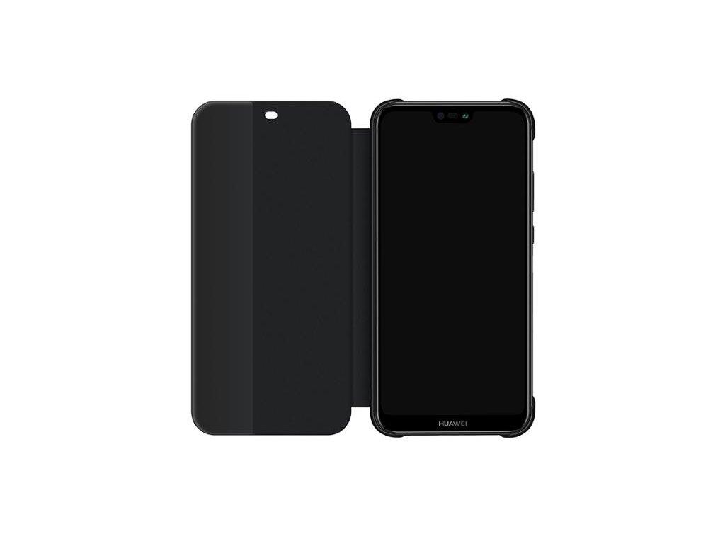 Pouzdro Huawei 51992313 P20 Lite černé