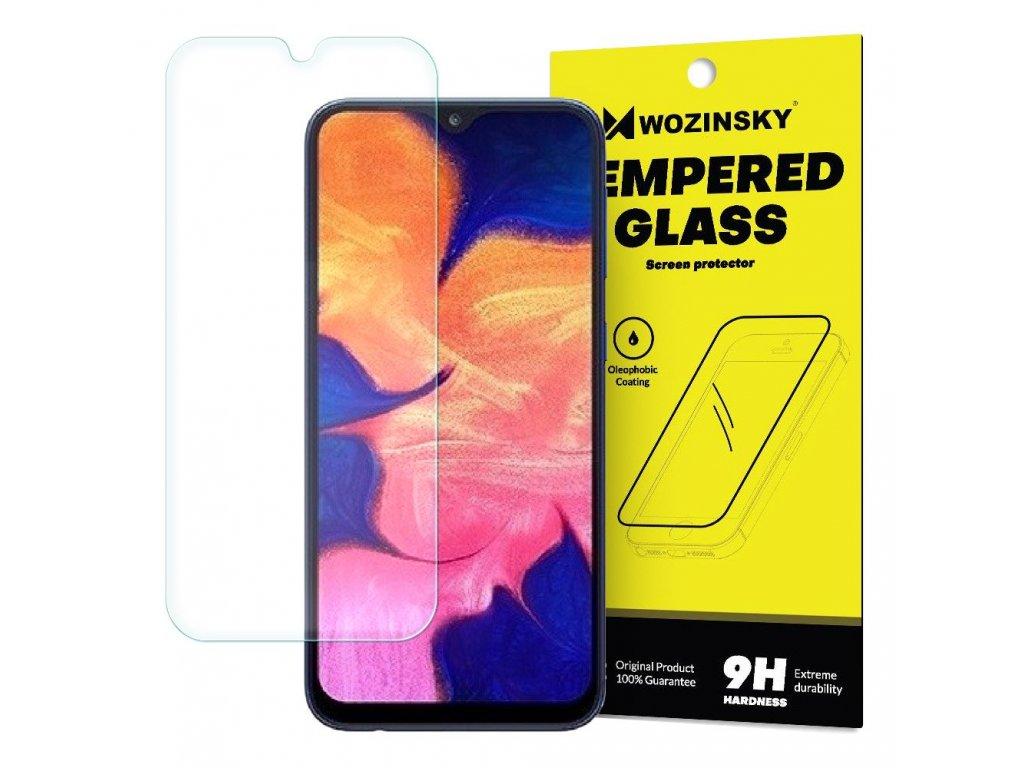 Wozinsky tvrzené sklo pro Samsung A10 (9H) 7426825371256