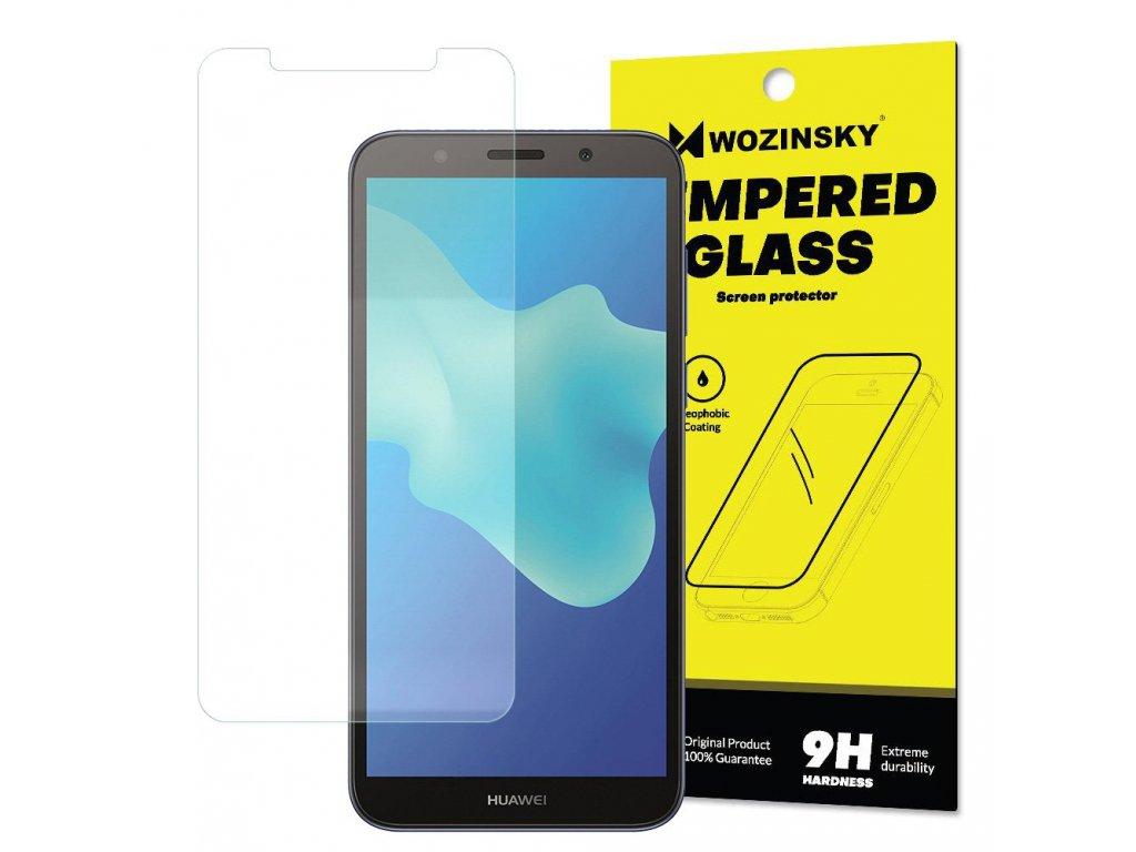 Wozinsky ochranné tvrzené sklo pro Huawei Y5 2018 (9H, 0,26mm) 7426825351432