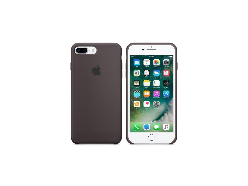 "Apple MMT12ZM/A pouzdro iPhone 7 Plus / 8 Plus (5,5"") cocoa (volně, rozbaleno)"