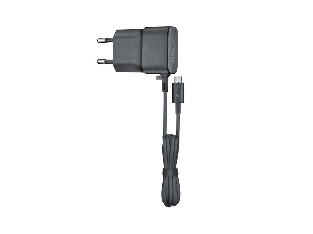 NOKIA AC-20E nabíječka konektor micro USB (bulk) SWAP