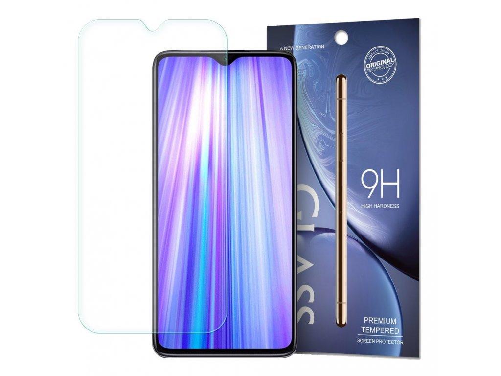 9H ochranné tvrzené sklo Premium pro Xiaomi Redmi NOTE 8 Pro 7426825375605
