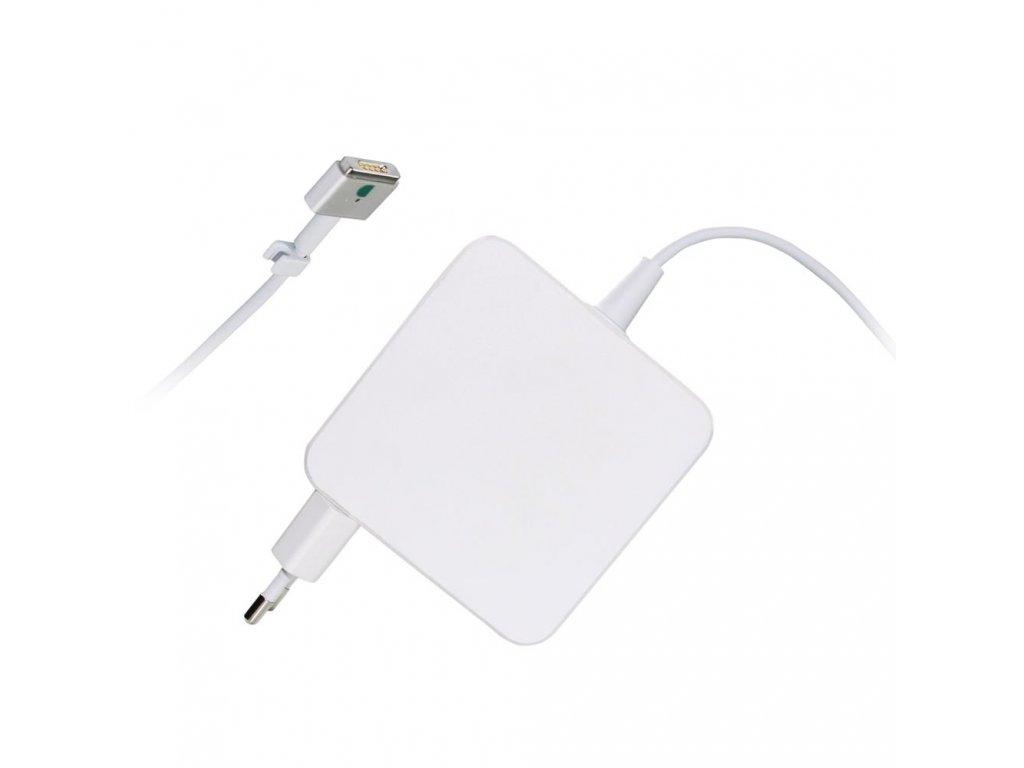 Akyga nabíječka pro MacBook s konektorem Magsafe2 65W / 20,0V / 4,25A / 1,7m