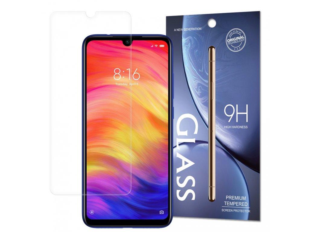 9H ochranné tvrzené sklo Premium pro Xiaomi RedMi NOTE 8T / RedMi NOTE 8 7426825374509