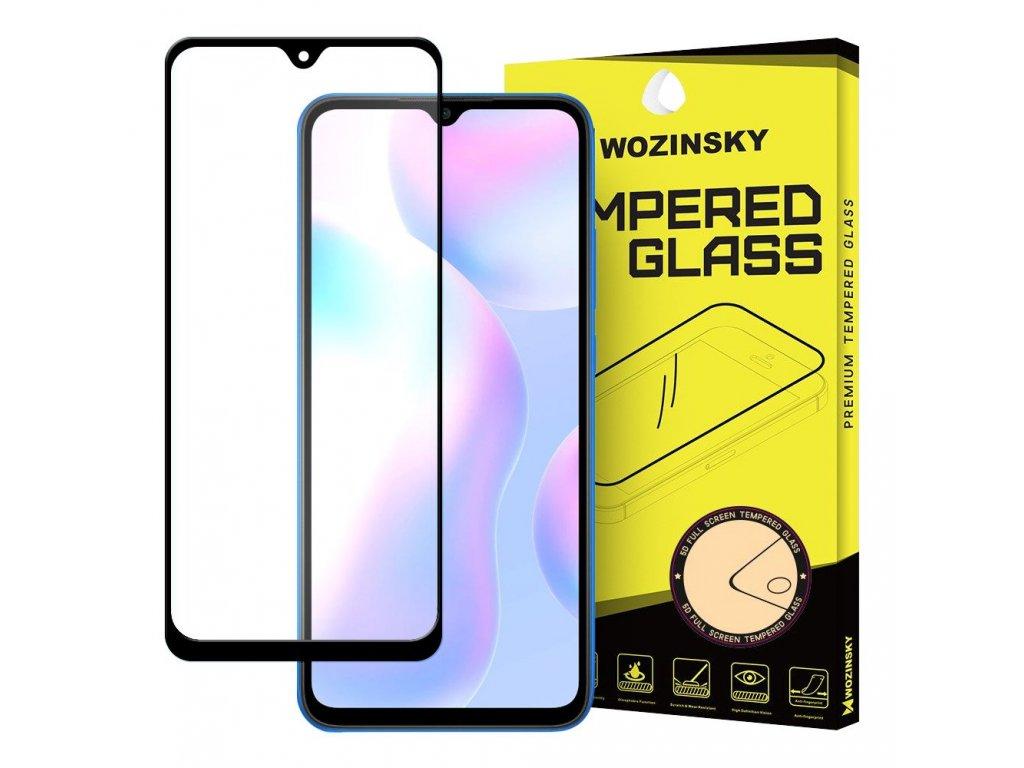 Wozinsky Full Glue tvrzené sklo Xiaomi RedMi 9A / RedMi 9C černé 9111201905962