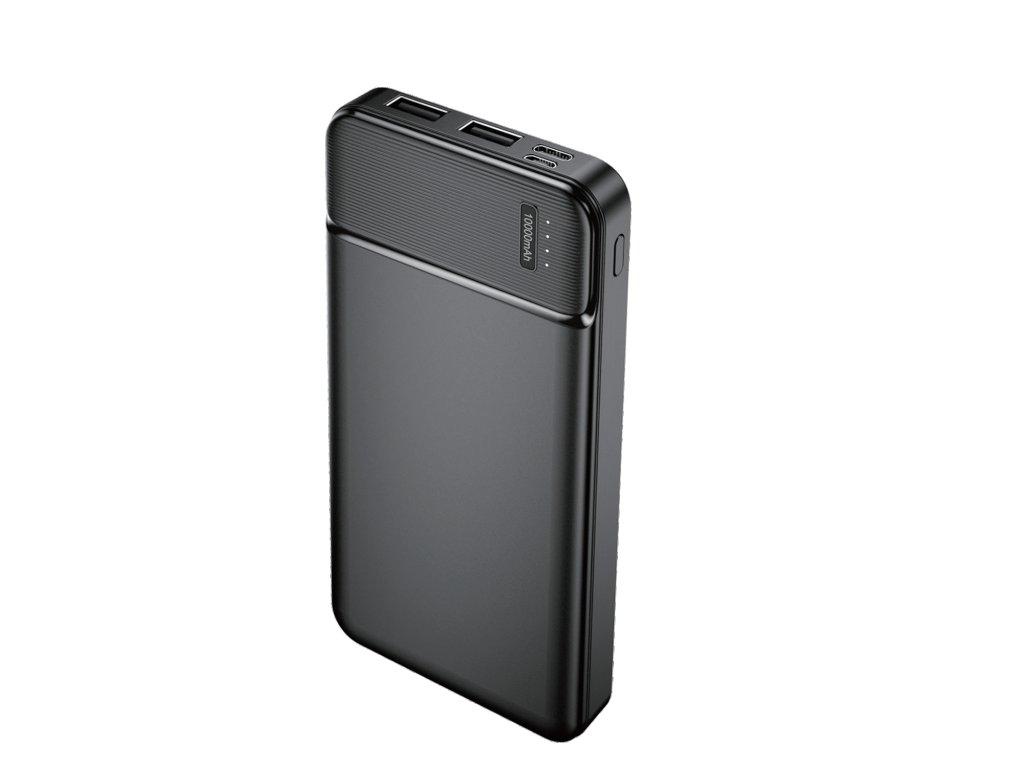 MaxLife Power banka / záložní zdro 10000 mAh / 2x USB - 2,4A