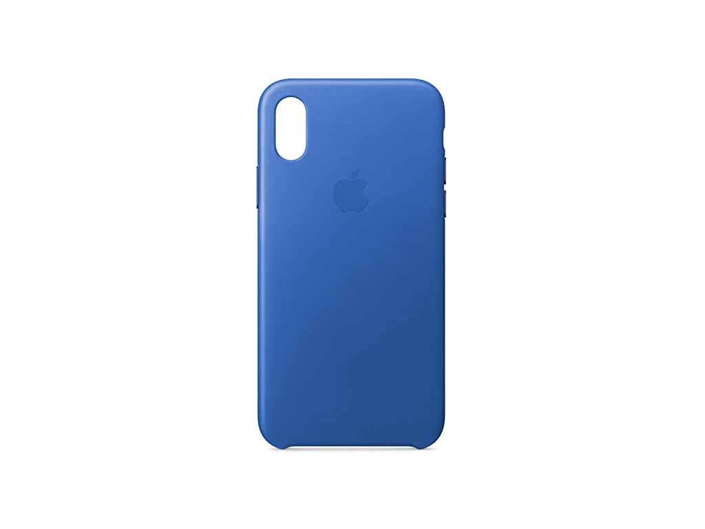 Apple MRGG2FE/A pouzdro iPhone X / Xs electric blue