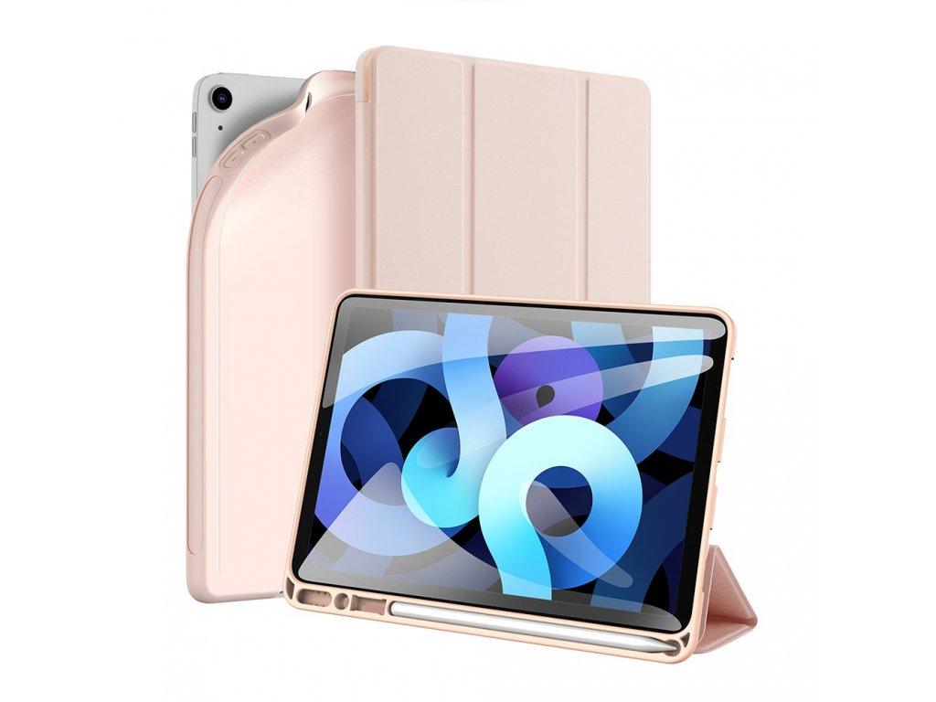 Dux Ducis Domo TPU pouzdro pro Apple iPad Air 2020 růžové