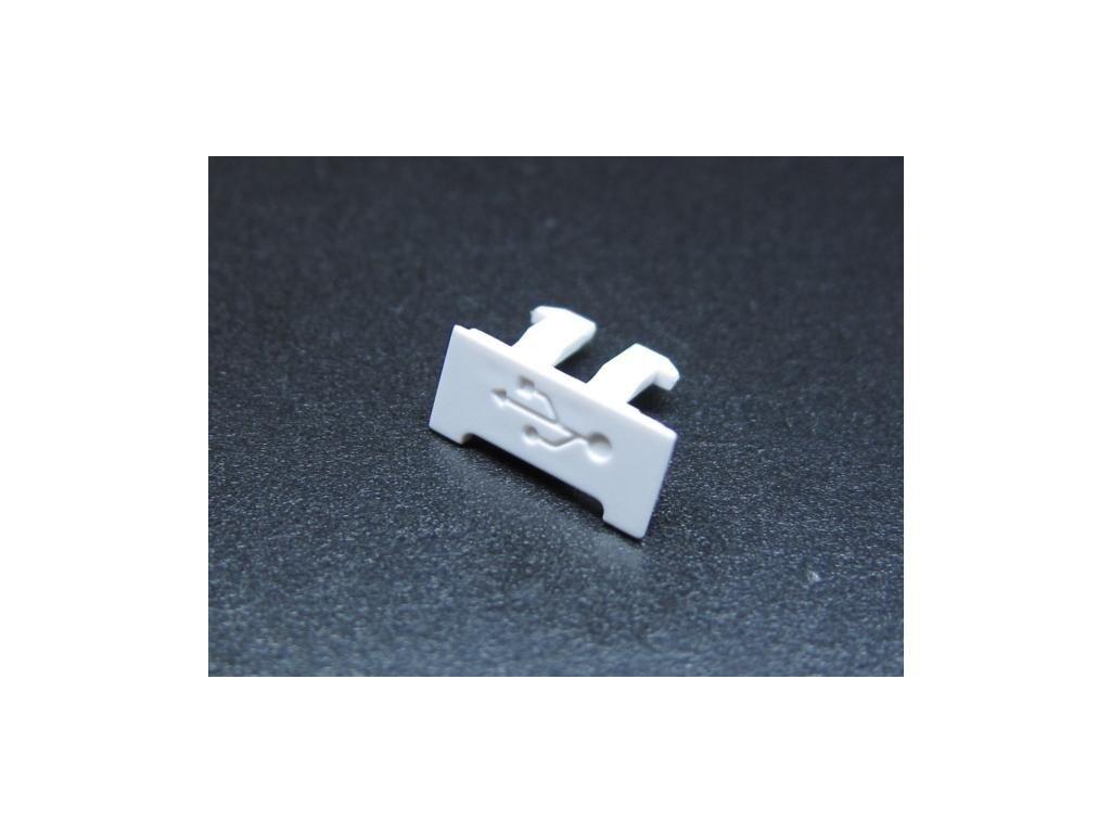 NOKIA 5310 XpressMusic krytka USB white / bílá
