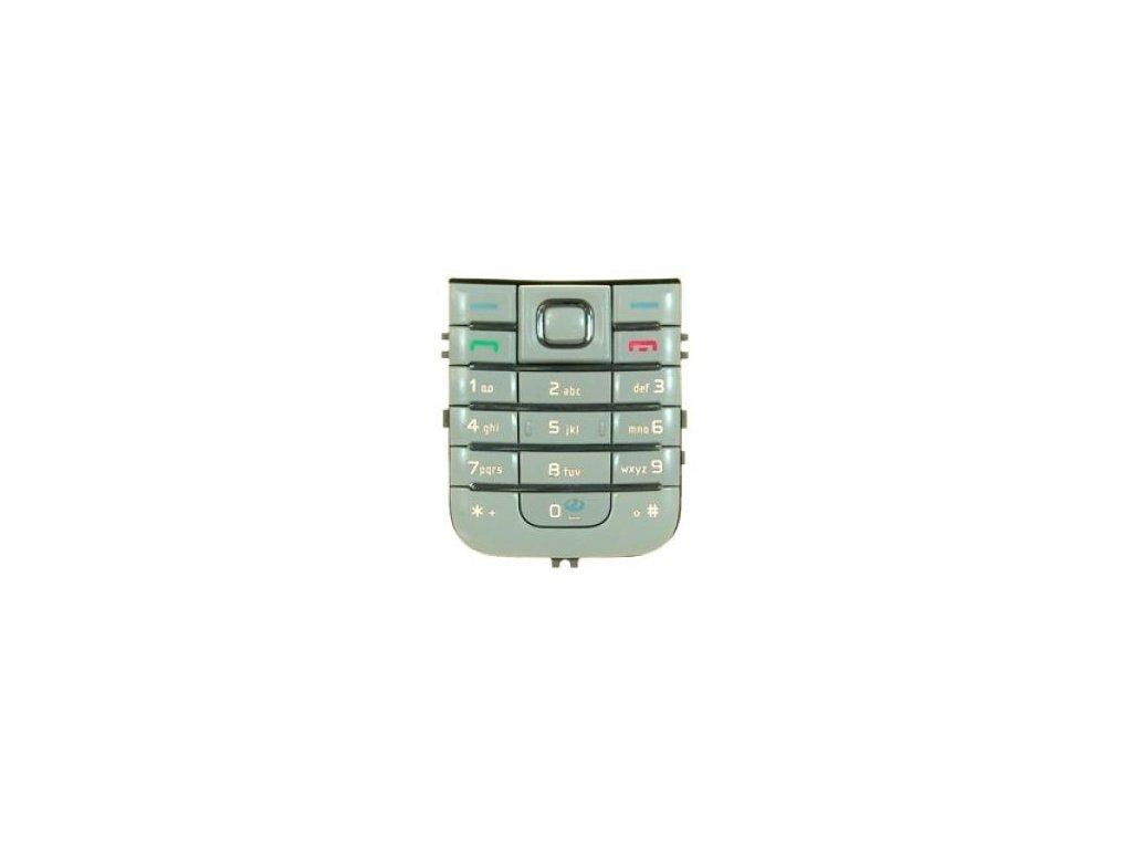 NOKIA 6233 klávesnice white / bílá