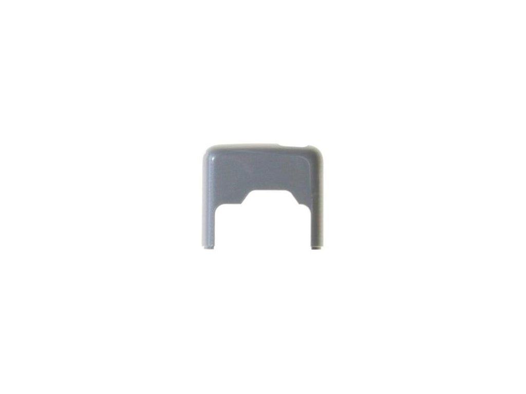 NOKIA N82 kryt antény silver / stříbrný