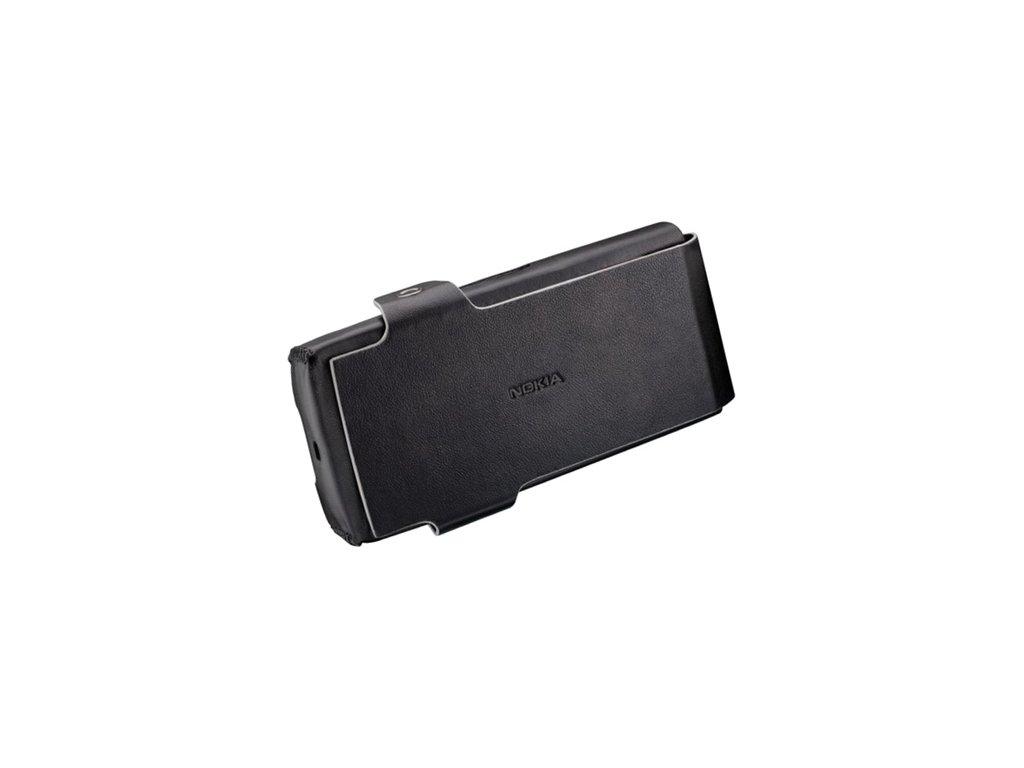 NOKIA CP-389 pouzdro X6 black / černé (blister)