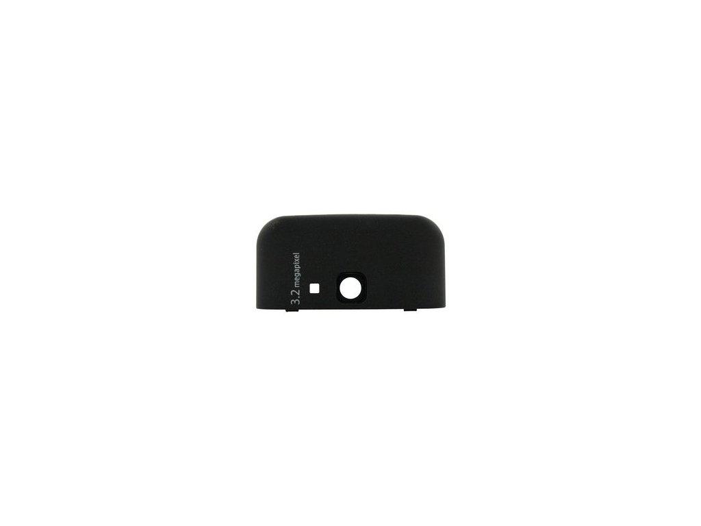 NOKIA 6730 classic zadní kryt kamery black / černý