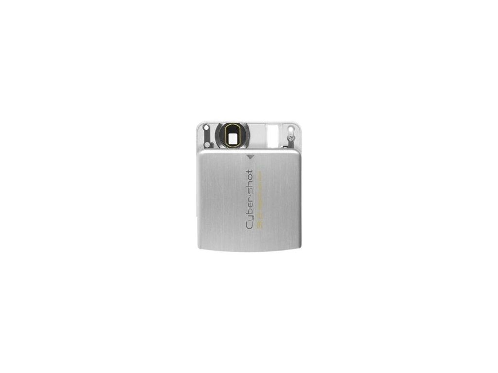 SonyEricsson C510 kryt antény silver / stříbrný