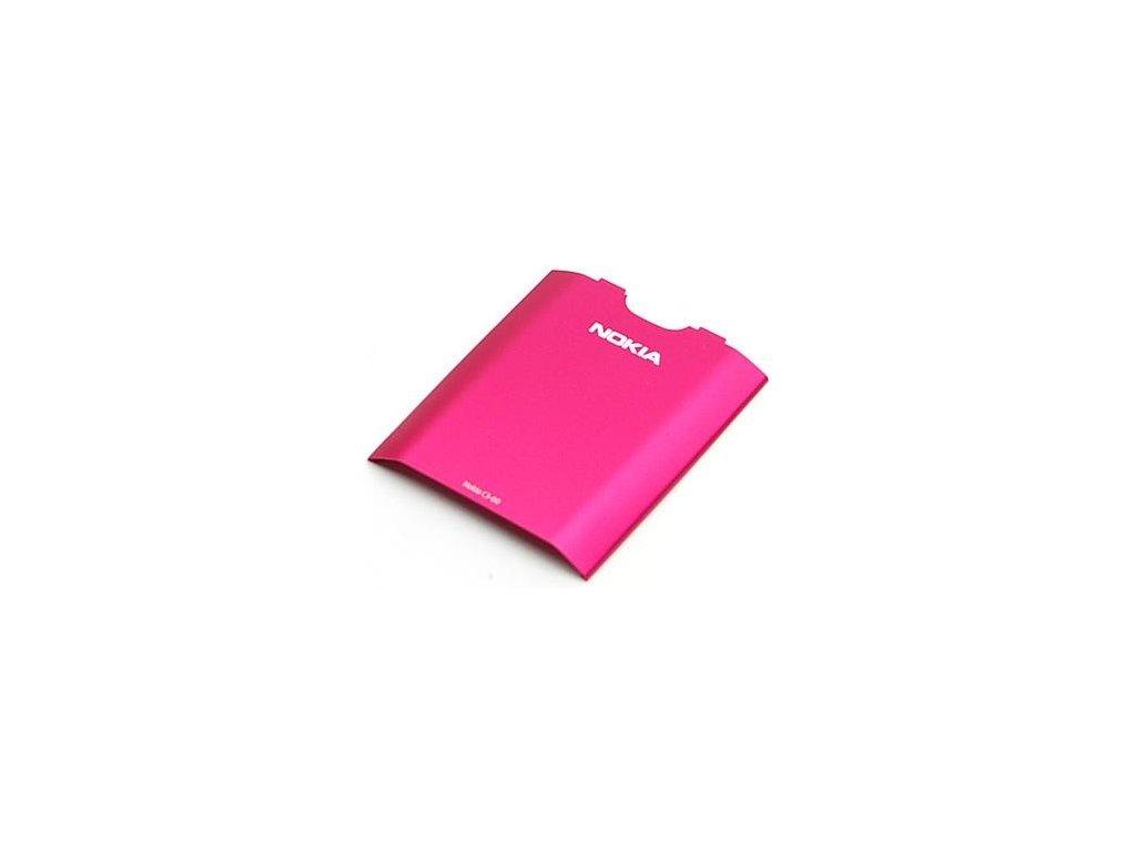 NOKIA C3-00 zadní kryt pink / růžový