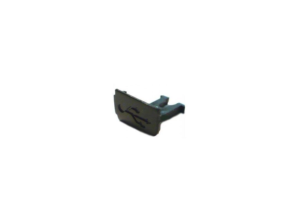 NOKIA 6300 krytka USB choco / hnědá