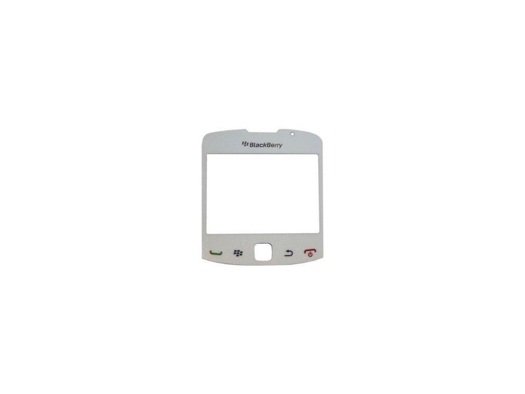 Blackberry 9300 Curve sklíčko white / bílé