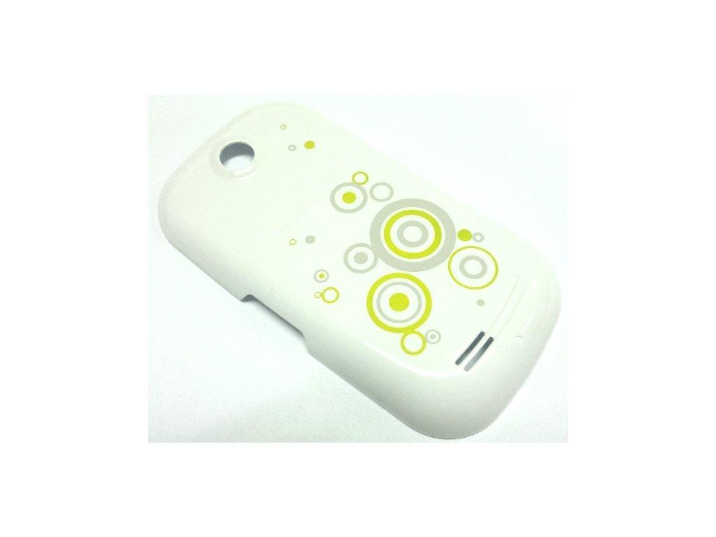 SAMSUNG S3650 Corby zadní kryt white / bílý