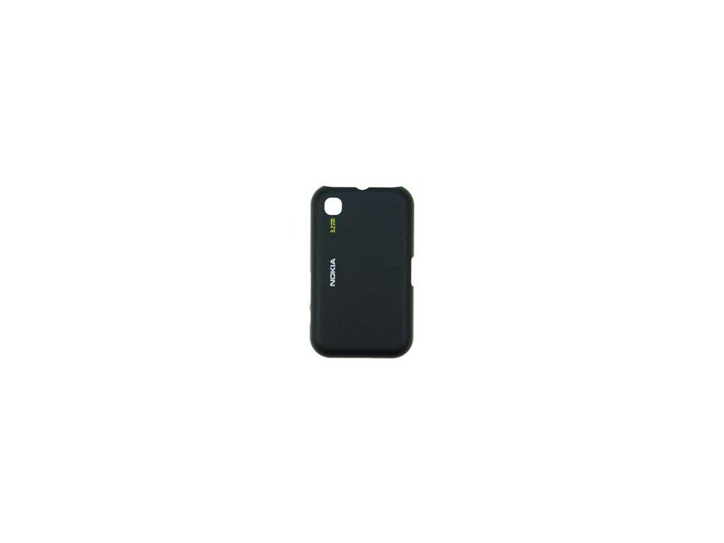 NOKIA 6760 Slide zadní kryt black / černý
