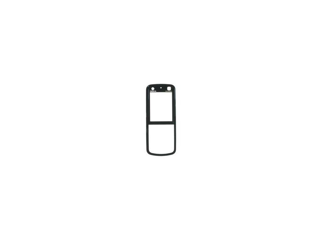 NOKIA 5320 XpressMusic přední kryt black / černý